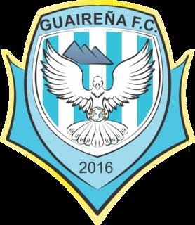 Guaireña F.C. Paraguayan professional football club