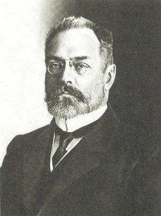 Russian legislative election, 1912 - Image: Guchkov