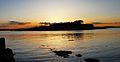 Gullholmen i solnedgang - Photo Gisle Haakonsen.JPG