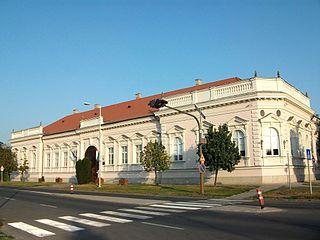 Gyomaendrőd Town in Békés, Hungary