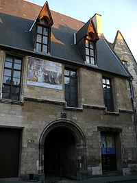 Hôtel Demoret et chapelle Babute