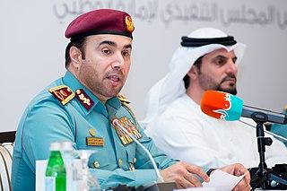 Ahmed Naser Al-Raisi Emirati general