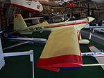 HB-MSK (aircraft), Hirth Hi-27 Akrostar Mk2 pic3.JPG