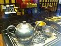 HK Central IFC mall shop 杜樂麗法國茶館 TWG TEA 茶壺 Teapot Jan-2012.jpg