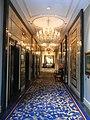 HK ISL Island Shangri-La Hong Kong 港島香格里拉酒店 hotel lift lobby hall interior Dec-2012.JPG