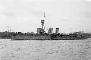 HMS Constance (1915) - Image: HMS Constance (1916)