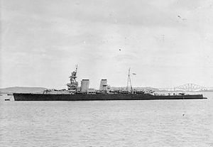 HMS Frobisher moored.jpg