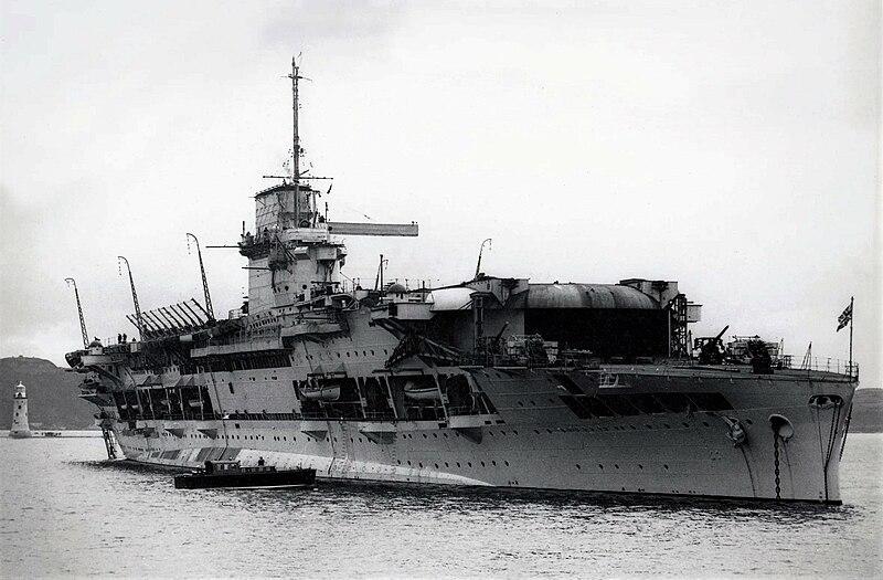 HMS Glorious FL22991