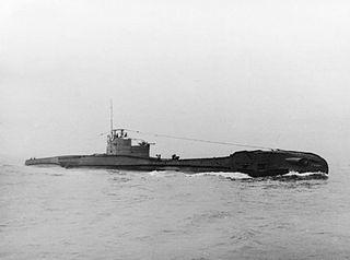 HMS <i>Tempest</i> (N86) submarine