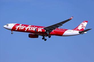 Thai AirAsia X - Thai AirAsia X Airbus A330-300