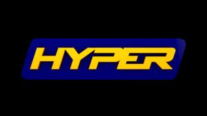 Hyper (TV channel) - Image: HYPER (new logo)