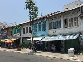 Hà Tiên City in Kiên Giang Province, Vietnam