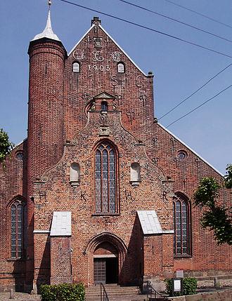 Diocese of Haderslev - Haderslev Cathedral