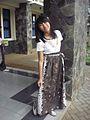 Hannifah Fitriani, Batik.jpg
