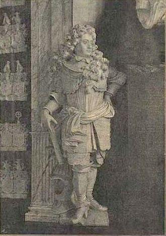 Ahlefeldt (noble family) - Image: Hans von Ahlefeldt (1620 1694) 01