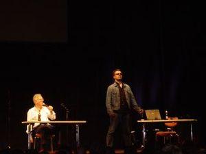 Harald Schmidt - Harald Schmidt and Manuel Andrack live in Karlsruhe