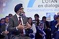 Harjit Singh Sajjan - NATO Engages - The Brussels Summit Dialogue - 2018 (MIC0091).jpg
