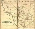 Hartley's map of Arizona. LOC 98687199.jpg