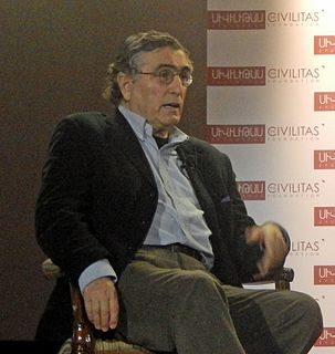 Hasan Cemal Turkish writer and journalist
