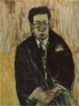 HasegawaToshiyuki-1930-Portrait of Kishida Kunio.png