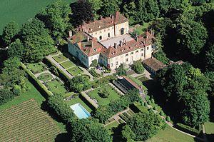 Hauteville Castle - Hauteville Castle