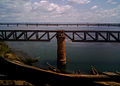 Havelock Old Railway bridge on Godavari River.jpg