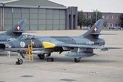 Hawker Hunter F58, Switzerland - Air Force AN1981707