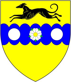 Charles Seale-Hayne - Image: Hayne (of Lupton) Arms
