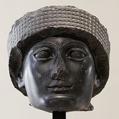 Head of Gudea, prince of Lagash-AO 13