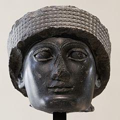 Tête de Gudea, prince de Lagash