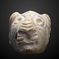Head of a lion-AO 207 B