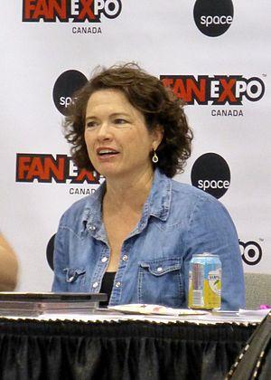 Heather Langenkamp - Langenkamp at the Fan Expo Canada in 2014