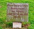 Heinz Bergner Platz Lieberose Tafel.jpg