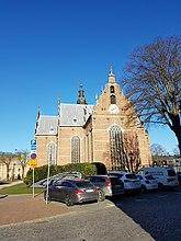Fil:Heliga Trefaldighets kyrka, Kristianstad 20160411 01.jpg