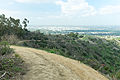 Hellman Park Whittier CA 4 Mariposa Trail view of Whittier CA.jpg