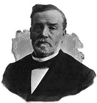 Indiana's 10th congressional district - Image: Henry Benton Sayler (Indiana Congressman)