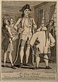 Henry Blacker, a giant. Line engraving, 1751. Wellcome V0006995.jpg