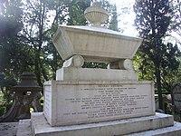 Henry Fielding grave.jpg