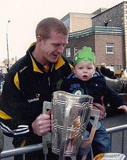 Henry Shefflin Irish hurler