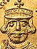 Heraclius and Heraclius Constantine solidus (cropped) .jpg
