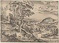 Hieronymus Cock, Cephalus and Procris, 1558, NGA 55258.jpg