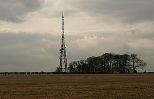 BBC Radio Humberside - High Hunsley 95.9 FM mast