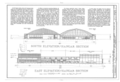 Hill Field, Airplane Repair Hangars No. 1-No. 4, 5875 Southgate Avenue, Layton, Davis County, UT HAER UTAH,6-LAY.V,2O- (sheet 2 of 2).png