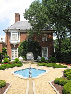 real estate recovery in 2013 as modest gains in leasing, rents, and pricing will extend across U.S. markets improve prospects property sectors - Hillwood Estate, Museum Gardens