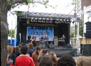 Westfest - Hilotrons at Westfest 2006