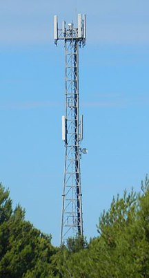 Hindmarsh Island-Telstra Telephone Tower-Hindmarsh Island Telephone Tower