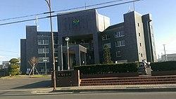 Hirakawa city hall.jpg