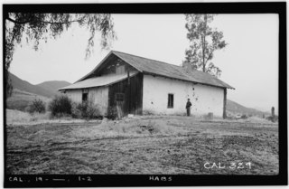 Rancho Las Virgenes Historic land grant in Southern California, United States