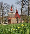Hołuczków, cerkiew św. Paraskewy, widok od strony zachodniej.jpg