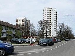 Uranusweg in Stuttgart